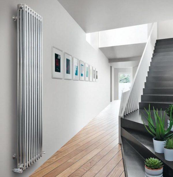 Дизайн-радиатор Zehnder Charleston Chrome