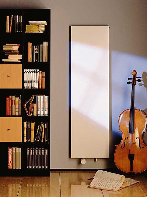 Дизайн-радиатор Zehnder Plano